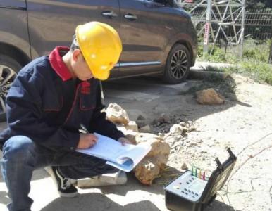 建筑物防雷检测