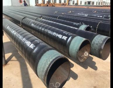3pe防腐无缝钢管技术-指导安装