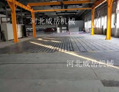 精益求精的铸铁检验平台与划线平台的功能区别有哪些?