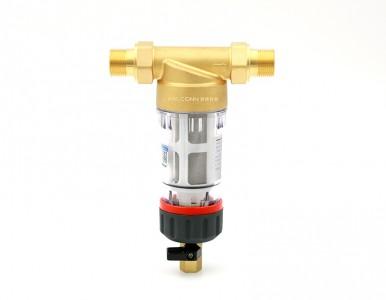 派康管业 前置过滤器 安全材料,微米精滤,一键清洗