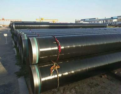 加强级3pe 防腐无缝钢管生产厂家