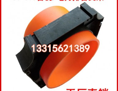 电力管枕 160电力排管管枕 通信管道固定电力管枕