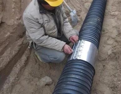 排水管卡箍连接不锈钢卡箍连接套