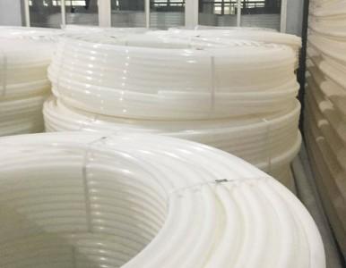 上海尼龙管厂家 尼龙软管 白色塑料穿线管 上海德塑