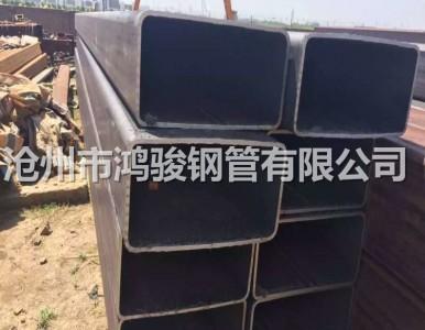 供应武汉钢结构无缝方矩管 深加工非标方矩管厂家