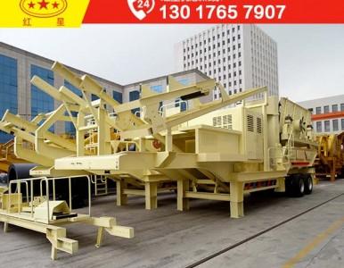 建筑垃圾成套处理设备有哪些,投资多少钱PJZ85