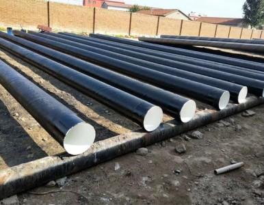 湖南3油2布防腐螺旋钢管生产厂家