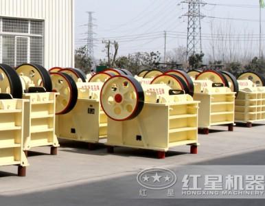 时产10-50吨鄂式破石机价格多少钱一台?