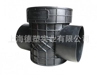 江苏厂家供应成品塑料检查井 污水井 雨水井