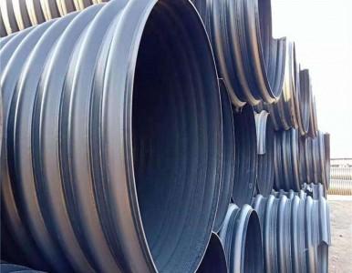 湖南临湘PE钢带管增强螺旋管6大应对措施