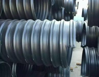 湖南长沙HDPE钢带管增强螺旋管6大应对措施