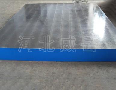 经久耐用的铸铁划线平台问什么要进行热处理?