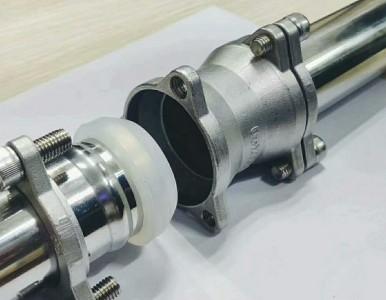 卡凸式不锈钢水管及管件