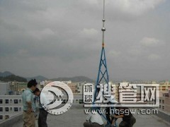 濮阳铁塔防雷检测公司