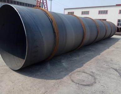 螺旋钢管3油防腐生产厂家