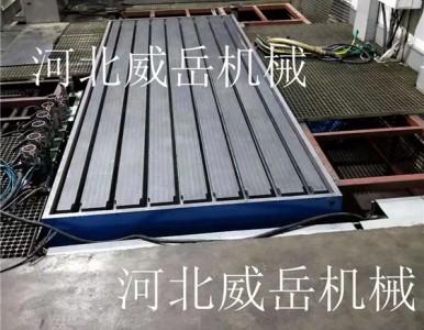 备受好评的铸铁装配平台的浇铸原则及退火种类及目的是什么?