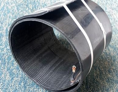 电热熔套 管道接口用热收缩套 电热熔套