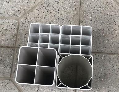 河北鼎力方型多孔栅格穿线管 单孔 四孔 九孔