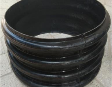供应PE大口径排水管 大口径双壁波纹管  地埋污水管道