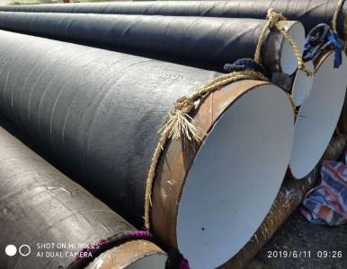 污水管道还得选3油2布煤沥青防腐