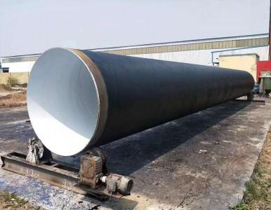 河南螺旋管3油2布煤沥青防腐