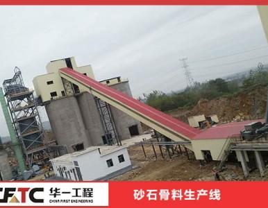 年产1000万吨石灰石生产线配置及其生产性能优势MW