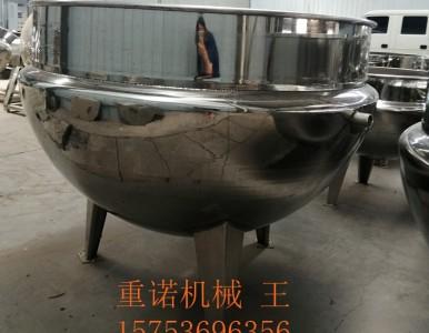 电动可倾夹层锅 酱鸭翅蒸煮夹层锅