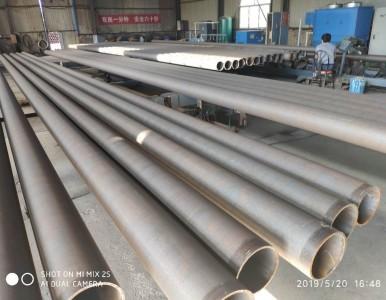 陕西管线钢l245无缝管-加强级3pe防腐