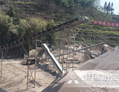 石头破碎机整套设备-时产1000吨的石子生产线报价多少