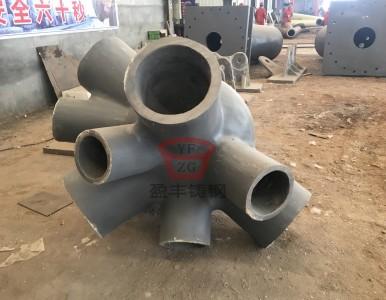 zg340-550H铸钢件 铸钢节点