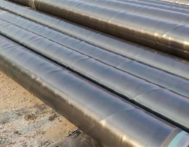 输水螺旋钢管用什么防腐?