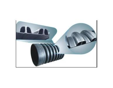 厂家直供+内肋增强聚乙烯(PE)螺旋波纹管+